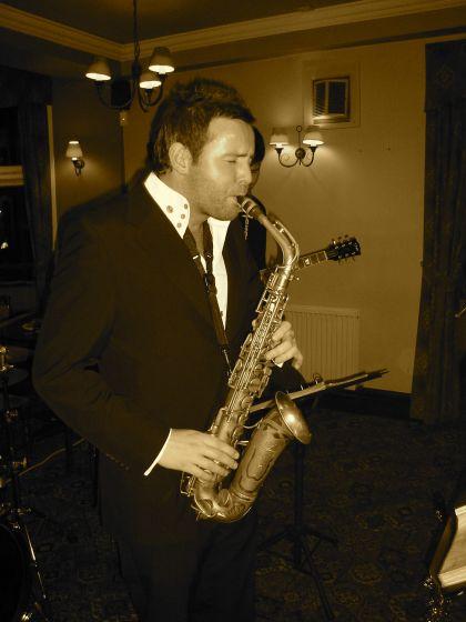 Mark Ellis' Solo Sax 5