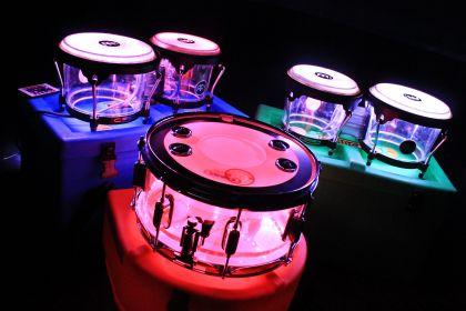 LED Drummer 1