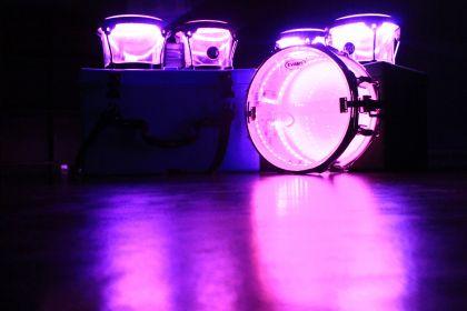 LED Drummer 2
