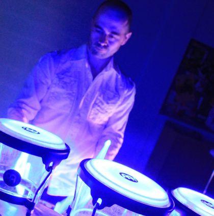 LED Drummer 3