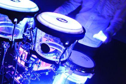 LED Drummer 4