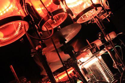 LED Drummer 7