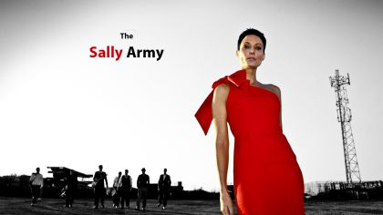 The Sally Army 1