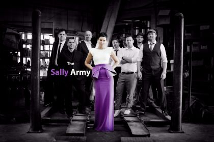 The Sally Army 2