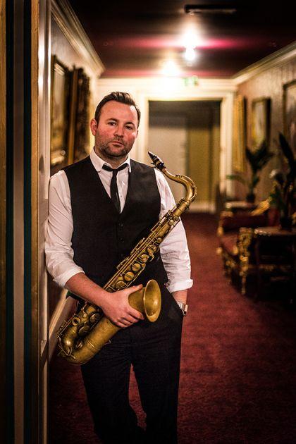 Mark Ellis' Solo Sax 2
