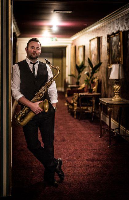 Mark Ellis' Solo Sax 6